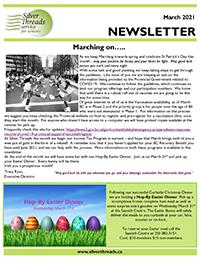 Silver Threads March 2021 Newsletter